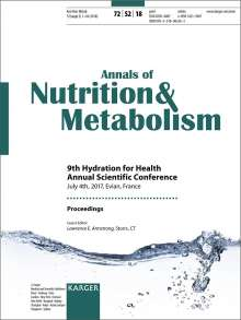 Hydration for Health, Buch