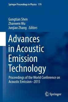 Advances in Acoustic Emission Technology, Buch