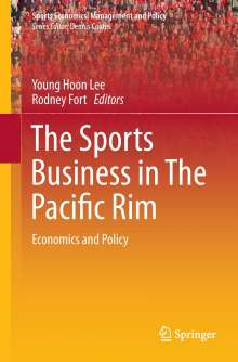 The Sports Business in The Pacific Rim, Buch