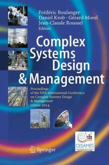 Complex Systems Design & Management, Buch