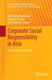 Corporate Social Responsibility in Asia, Buch