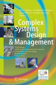 Complex Systems Design & Management, Buch