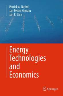 Jan Petter Hansen: Energy Technologies and Economics, Buch