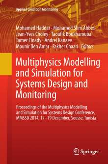 Multiphysics Modelling and Simulation for Systems Design and Monitoring, Buch