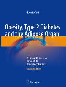 Saverio Cinti: Obesity, Type 2 Diabetes and the Adipose Organ, Buch