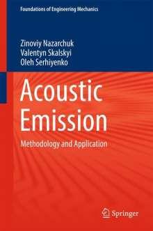 Zinoviy Nazarchuk: Acoustic Emission, Buch