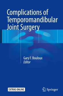 Complications of Temporomandibular Joint Surgery, Buch