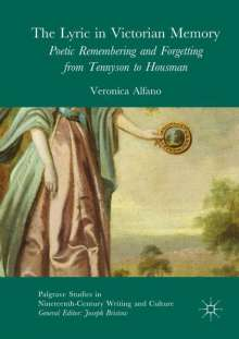 Veronica Alfano: The Lyric in Victorian Memory, Buch