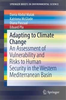Dania Abdul Malak: Adapting to Climate Change, Buch