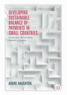 Andre Haughton: Developing Sustainable Balance of Payments in Small Countries, Buch