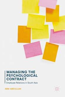 Abm Abdullah: Managing the Psychological Contract, Buch