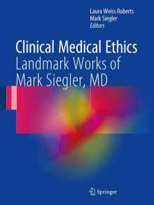 Clinical Medical Ethics, Buch
