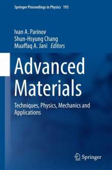 Advanced Materials, Buch