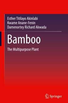 Esther Titilayo Akinlabi: Bamboo, Buch