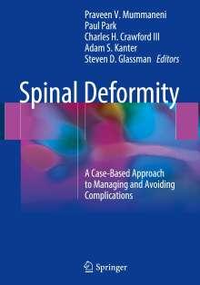 Spinal Deformity, Buch