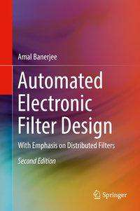 Amal Banerjee: Automated Electronic Filter Design, Buch