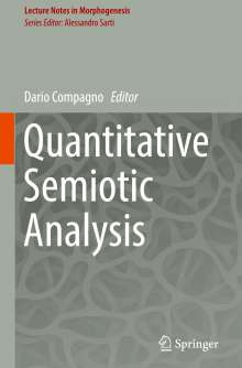 Quantitative Semiotic Analysis, Buch