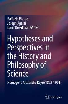 Hypotheses and Perspectives in the History and Philosophy of Science, Buch