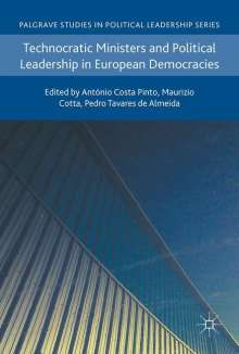 Technocratic Ministers and Political Leadership in European Democracies, Buch