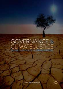 Julia Puaschunder: Governance and Climate Justice, Buch