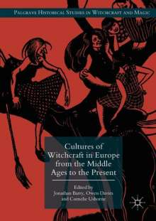 Cultures of Witchcraft in Europe from the Middle Ages to the Present, Buch
