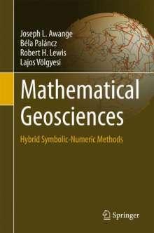 Joseph L. Awange: Mathematical Geosciences, Buch