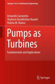 Shahram Derakhshan Houreh: Pumps as Turbines, Buch