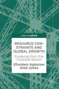 Efundem Agboraw: Resource Constraints and Global Growth, Buch