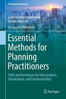 Jochen Albrecht: Essential Methods for Planning Practitioners, Buch