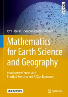 Cyril Fleurant: Mathematics for Earth Science and Geography, Buch