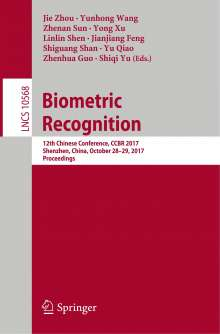 Biometric Recognition, Buch