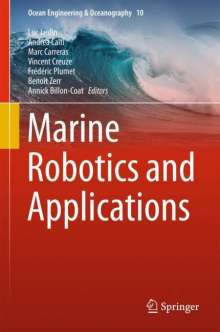 Marine Robotics and Applications, Buch