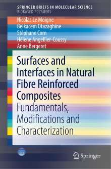 Hélène Angellier-Coussy: Surfaces and Interfaces in Natural Fibre Reinforced Composites, Buch