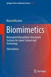 Bharat Bhushan: Biomimetics, Buch