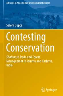 Saloni Gupta: Contesting Conservation, Buch