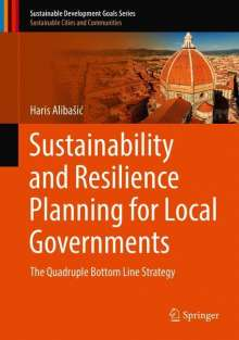 Haris AlibaSic: Sustainability and Resilience Planning for Local Governments, Buch