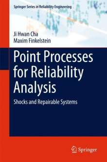 Ji Hwan Cha: Point Processes for Reliability Analysis, Buch