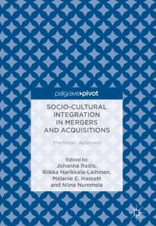 Socio-Cultural Integration in Mergers and Acquisitions, Buch