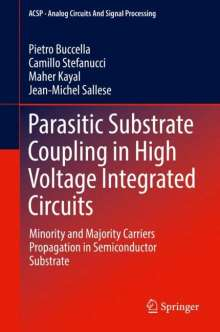Pietro Buccella: Parasitic Substrate Coupling in High Voltage Integrated Circuits, Buch
