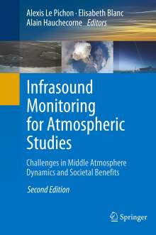 Infrasound Monitoring for Atmospheric Studies, Buch