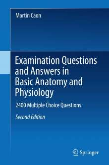Martin Caon: Examination Questions and Answers in Basic Anatomy and Physiology, Buch