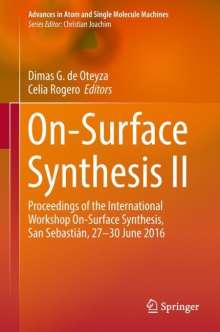 On-Surface Synthesis II, Buch