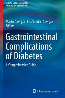 Gastrointestinal Complications of Diabetes, Buch