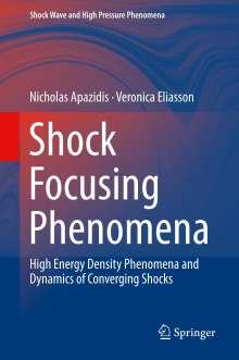 Nicholas Apazidis: Shock Focusing Phenomena, Buch