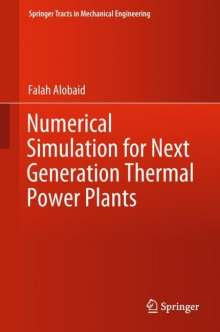 Falah Alobaid: Numerical Simulation for Next Generation Thermal Power Plants, Buch