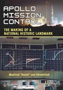 Manfred von Ehrenfried: Apollo Mission Control, Buch