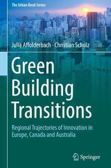 Julia Affolderbach: Green Building Transitions, Buch