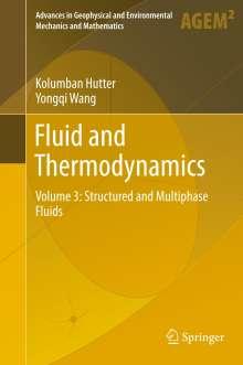 Kolumban Hutter: Fluid and Thermodynamics, Buch