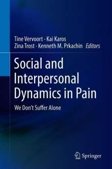 Social and Interpersonal Dynamics in Pain, Buch