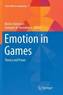Emotion in Games, Buch